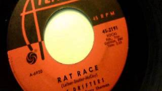 rat race - the drifters - atlantic 1963