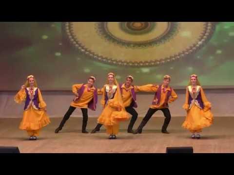 24.05.17 Отчётный концерт народного хореографического ансамбля Забавушка