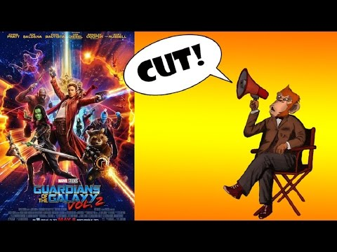 CUT! Guardians Of The Galaxy Vol. 2, Voice from the Stone, The 9th Life of Louis Drax