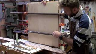 How To Make Plywood Boxes • 14 Of 64 • Woodworking Project For Kitchen Cabinets, Desks, Etc...