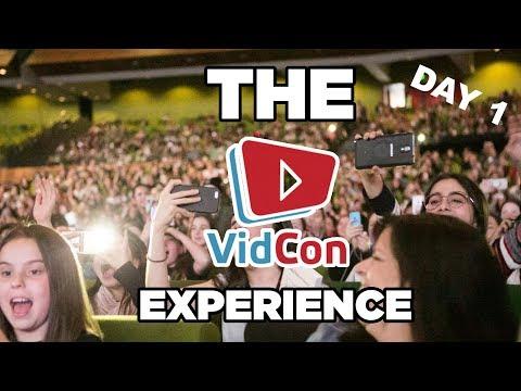 The Vidcon Australia Experience (Day 1)