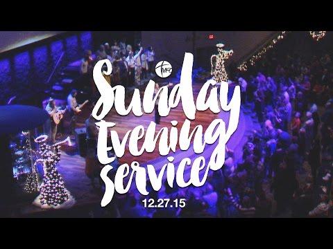 12.27.15 Sunday Evening Service