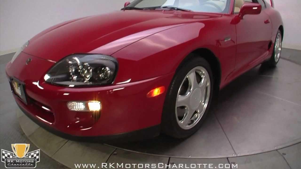 132329 1997 Toyota Supra Turbo Youtube