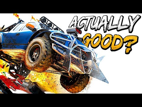 The LAST Flatout Game You Have Never Played - Flatout 4 | KuruHS |
