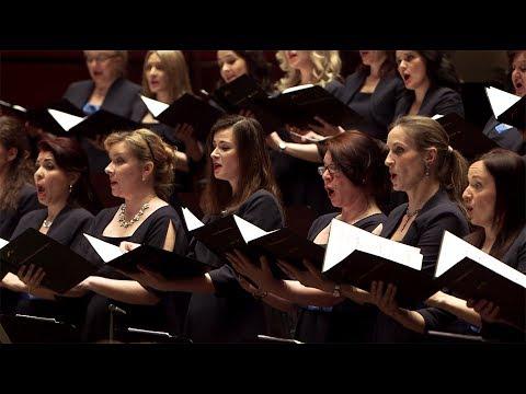 Bartók: Drei Dorfszenen ∙ hr-Sinfonieorchester ∙ Slowakischer Philharmonischer Chor ∙ Peter Eötvös