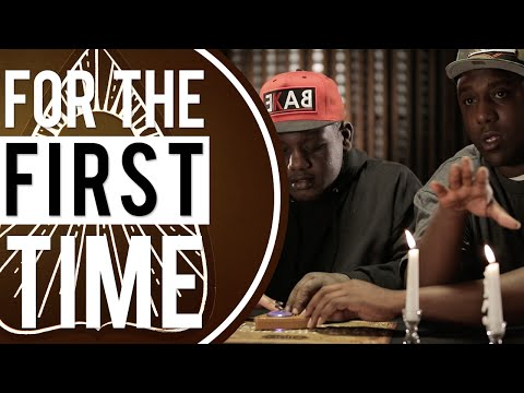 Thumbnail: Black People Use a Ouija Board 'For the First Time' ft. Teddy Ray, Kamira WhiteIs, & Mu Johnson