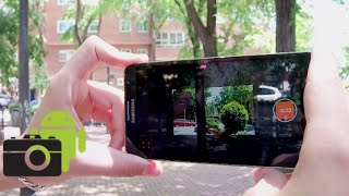 La Mejor Aplicación de Cámara para Android | Los mejores planos