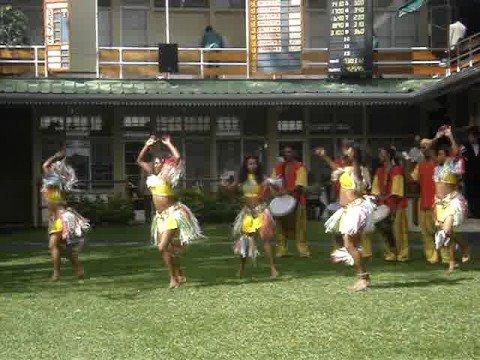 Mauritius African show by Group Kanasuc(part 1)