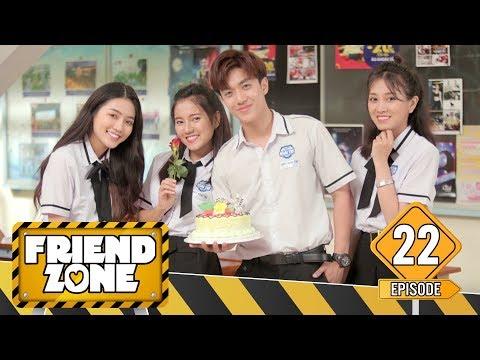 FRIENDZONE | TẬP 22 : Màn Tỏ TÌnh Bất Ngờ | Tớ Thích Cậu | Phim Học Đường Mới Nhất