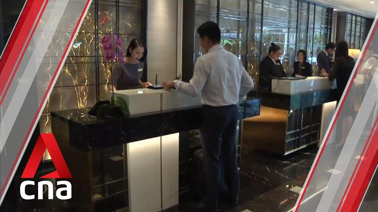 Impact of coronavirus on hotel industry