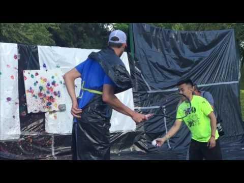 2016 US Davis Cup Team Family Fun Fair