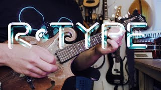 R-Type - Level 1 music BANJO  cover by @banjoguyollie