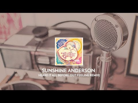 Sunshine Anderson - Heard It All Before (Gut Feeling Remix)
