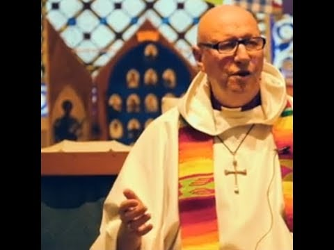 Bishop of Liverpool preaching at Open Table ecumenical worship community for LGBTQIA+ Christians