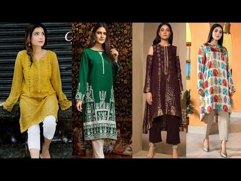 Latest kurti design//pakistani and Indian latest fashion