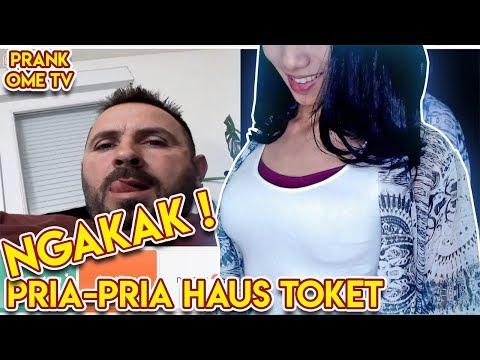 download NYAMAR JADI CEWEK DI OME - PRANK OME TV INDONESIA