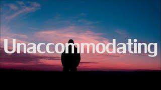 Eminem - Unaccommodating (Lyrics) FT. Young M.A