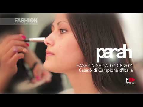 PARAH Spring Summer 2014 Campione d'Italia - Fashion Channel
