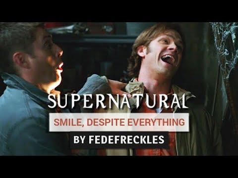 Supernatural - Smile, despite everything*