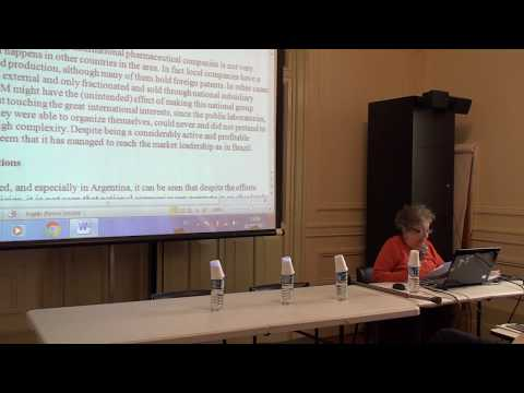 Celina A. Lértora Mendoza (FEPAI, Argentina) - Colloquium History of Science – PUC-SP: 20 Years