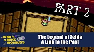 Link to the Past (SNES) Part 2 - James & Mike Mondays