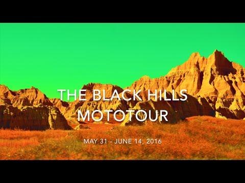 2014-05-31 - Black Hills Mototour (Soundtrack, Classic Rock)
