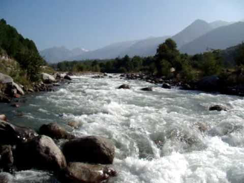 beas river manali highway triphimachalcom youtube