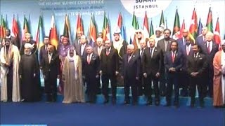 Muslim Countries Come Together To Condemn President Trump And Israel!