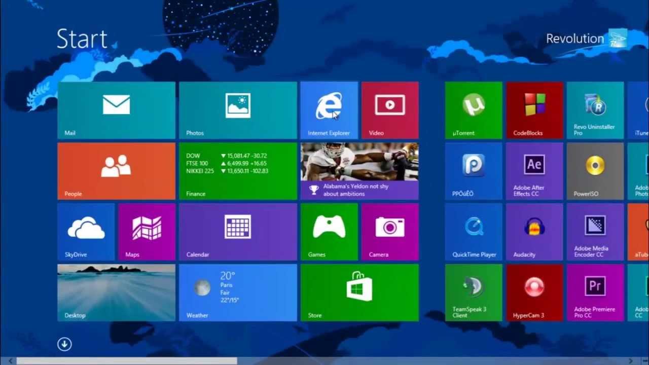 Windows 8 1 Preview  Actualizaciones Y Problemas