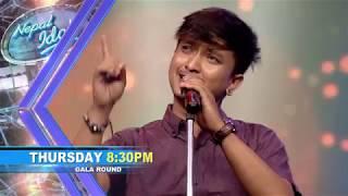 Nepal Idol Season 2    Gala Round    Official Promo 3
