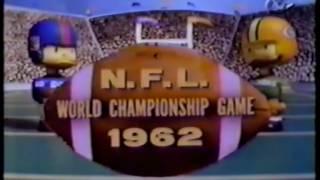Nfl Films The Beginning 62-65