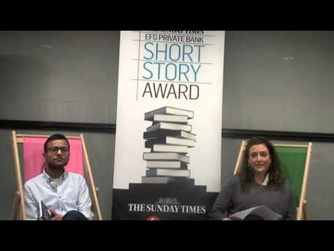 The Sunday Times EFG Private Bank Short Story Award 2012