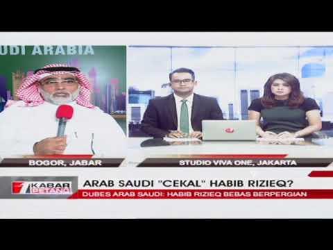 Dialog Dengan Duta Besar Arab Saudi Mengenai Pencekalan Habib Rizieq