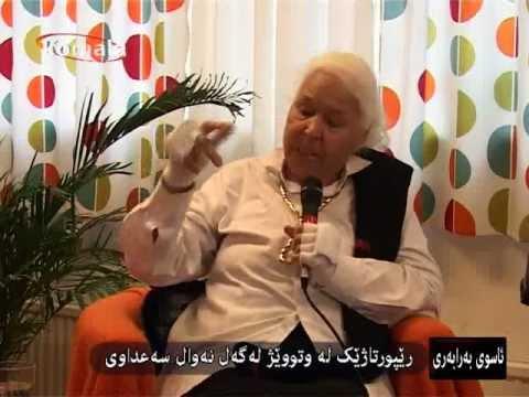 Reportage - Nawal Saadawi, IKKR and NINA women's shelter (2012)