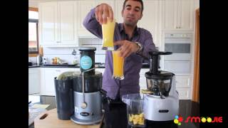 Kuvings Cold Press Juicer vs Breville