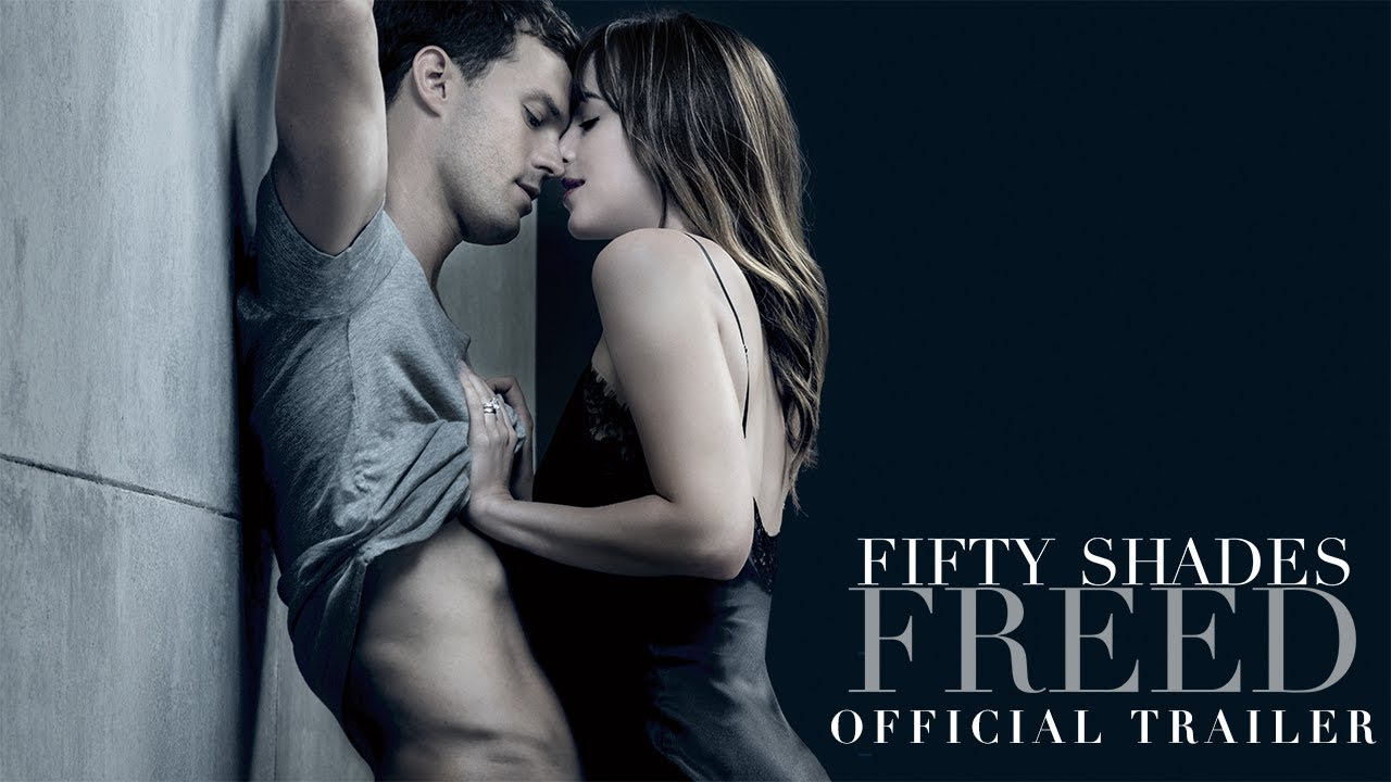 Fifty Shades Freed moviesay