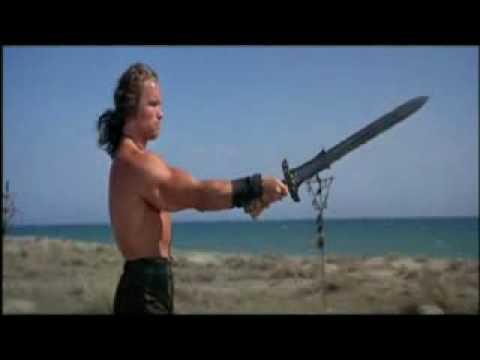 Conan El Barbaro Mejor Escena