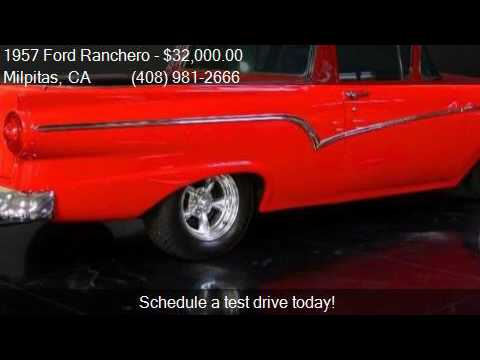 1957 Ford Ranchero  for sale in Milpitas, CA 95035 at NBS Au