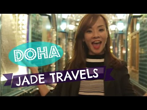Doha, Qatar with Jade Seah Part 3 / 5 | Jade Travels