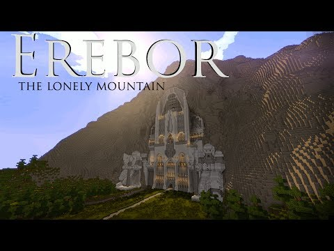 Minecraft: The Hobbit - Erebor