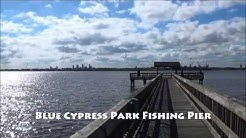 Blue Cypress Park Fishing Pier ~ Jacksonville, Florida
