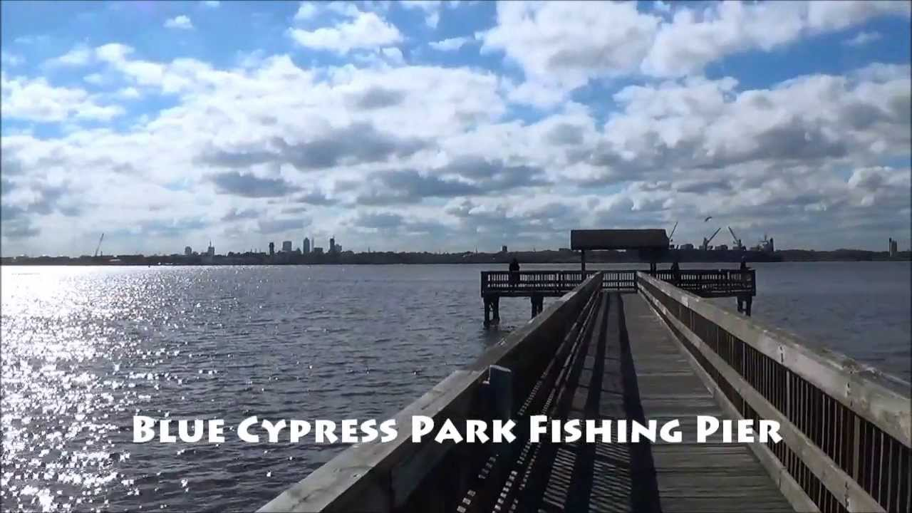Blue cypress park fishing pier jacksonville florida for Fishing piers in jacksonville fl