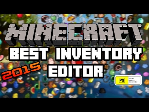 2015 Best Minecraft Inventory Editor: TooManyItems VS NotEnoughItems