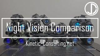 Night Vision Comparison