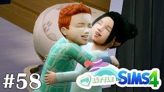 Вторая попытка подружиться - My Little Sims (Город) - #58