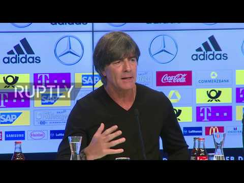 Germany: Loew admits mistakes while outlining reasons for Germany's WC debacle