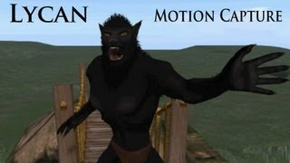 MDHU Lycan AO v5 - kurt adam animasyonları