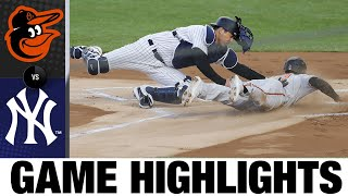 Orioles vs. Yankees Game Highlights (4/6/21) | MLB Highlights