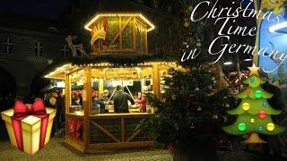Как Германия готовится к Рождеству? ✅  Украшения магазинов, Рождественские ярмарки, ёлочные игрушки