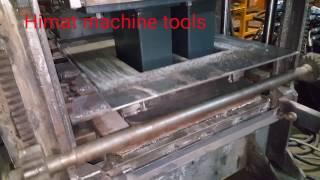 Paver Block Making Machine Manufacturer | Himat Machine Tools